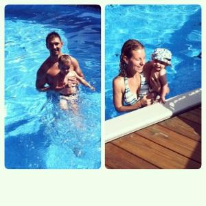 Nothing feels like summer like a pool day!