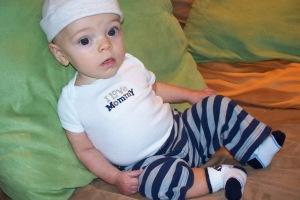 Baby Theo.