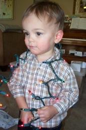 Christmas baby! 2012.