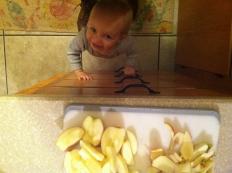 My little helper.