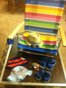 beach hats for kiddos. Shade Shack Instant Pop Up Family Beach Tent and Sun Shelter