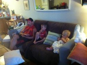 Enjoying The Lego Movie