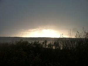 Tybee Island Sunset. my vacation top 10 list