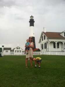 Tybee Island Lighthouse. my vacation top 10 list