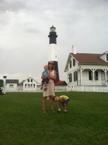 Tybee Island Lighthouse. my vacation top 10 list