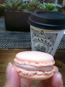best macaroon ever. my vacation top 10 list