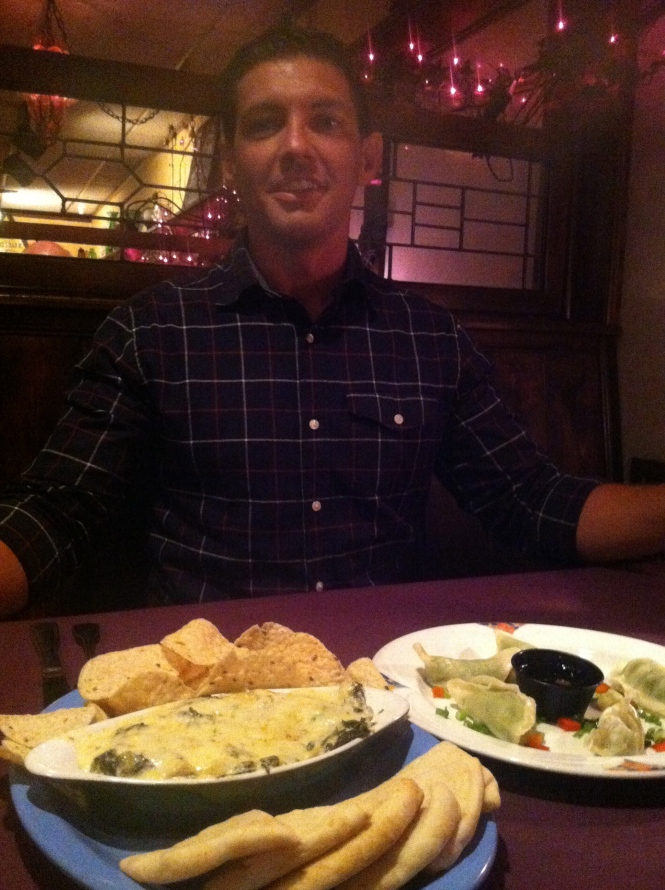 appetizers. How to Date Your Spouse