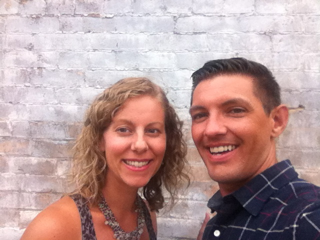 My favorite husband. How to Date Your Spouse