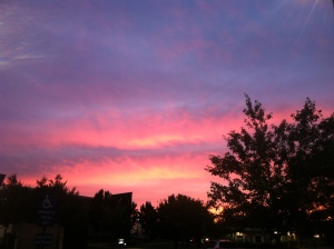 date night sunset. How to Date Your Spouse