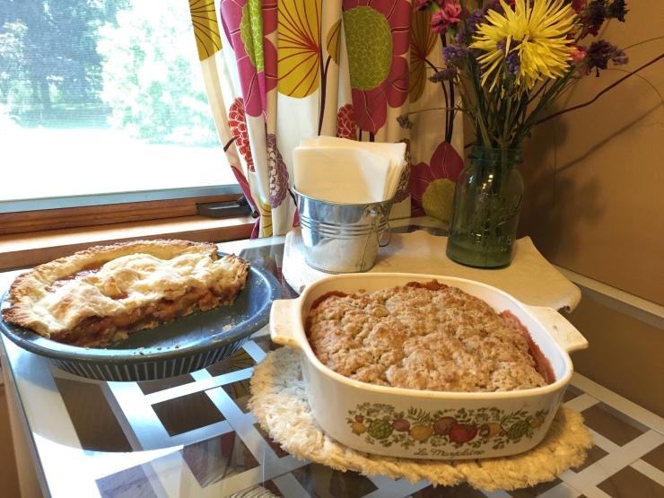 Peach Pies, Peach Cobbler, & Canning Peach Preserves
