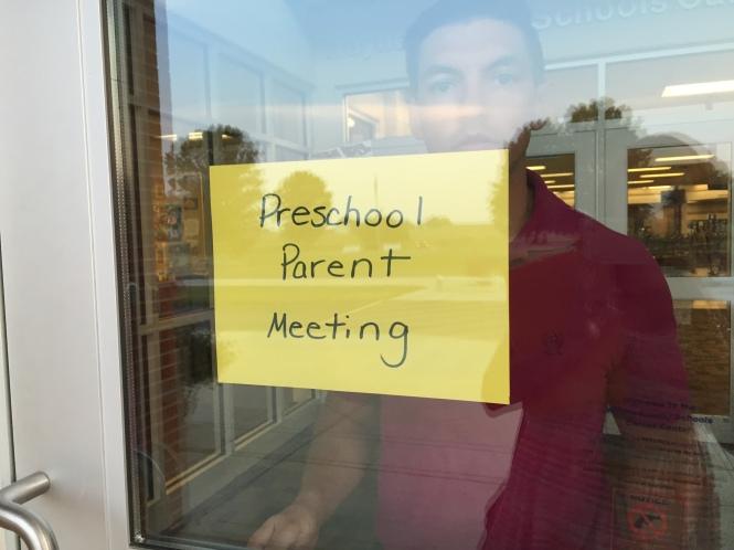 Preschool Prep (Yay!)