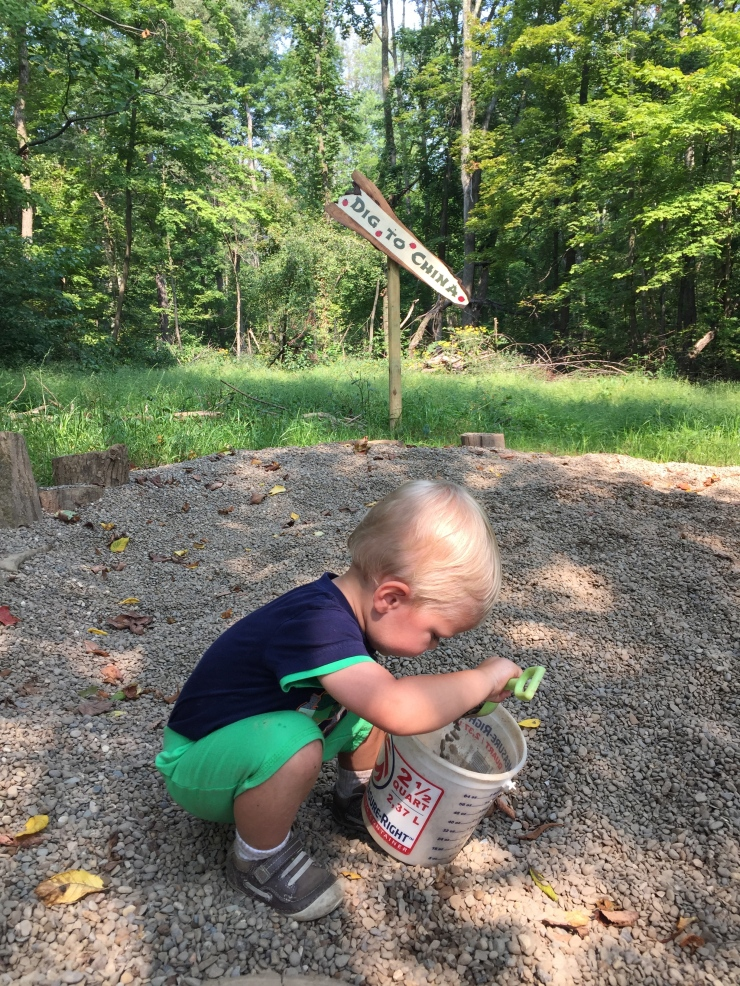 Learning to Let My Boys Be Little Boys