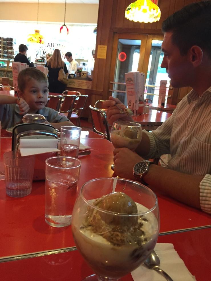 My Birthday Dinner With My Boys