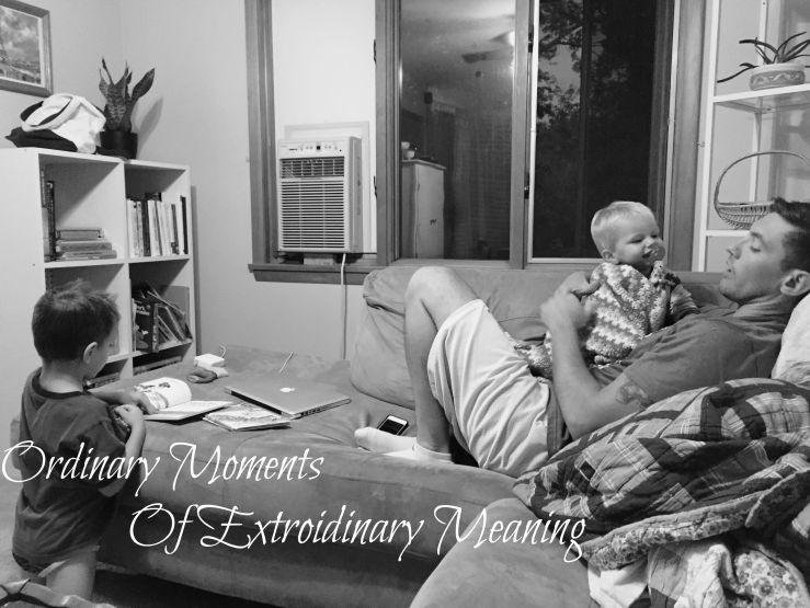 ordinary moments quote