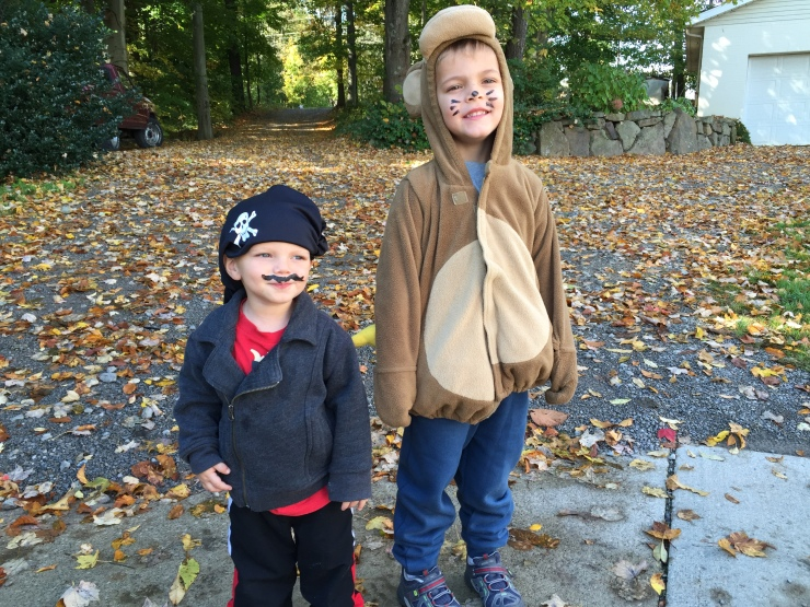 Our Favorite Fall Tradition: Halloween Costumes, Treats, and Special Deliveries