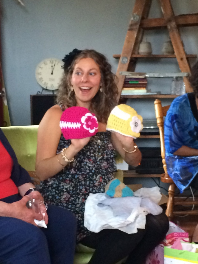 Things I Love Right Now: Sister-In-Laws, Baby Showers, & Crafty Friends