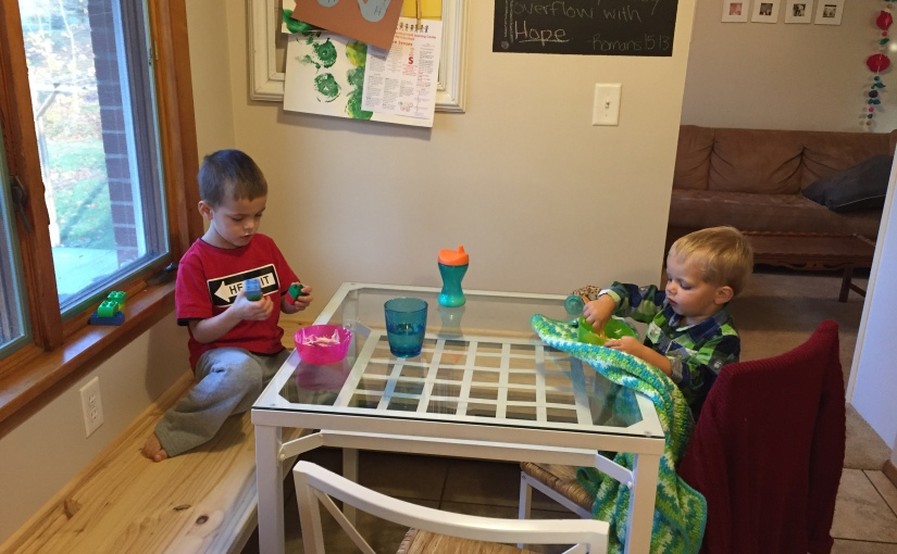 This is My Joy: Books, a Nook, and Dates With My Two YearOld