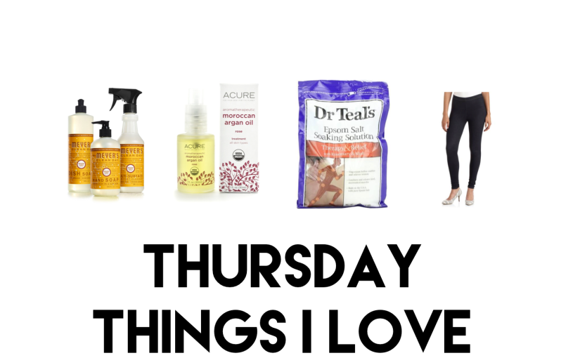 Things I Love: Orange Clove Dish Soap, Face Oil, and HonestSlogans