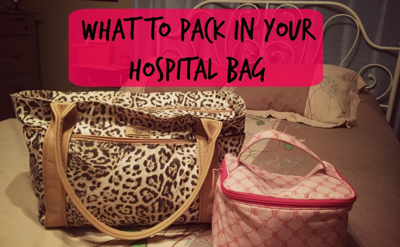 What I Packed In My HospitalBag