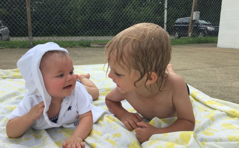 Thursday Things I Love: Splash Pads, Paddle Boats, and FreshHerbs