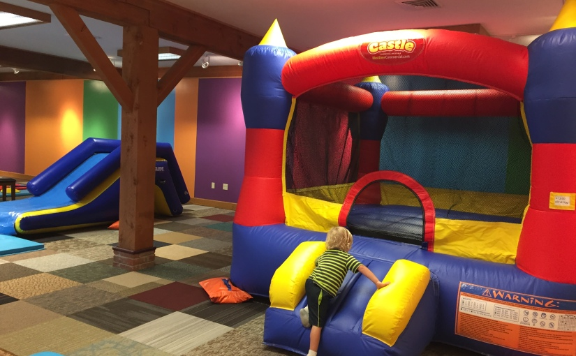 The Best New Place For Kids In Northeastern Ohio: Jump nShout