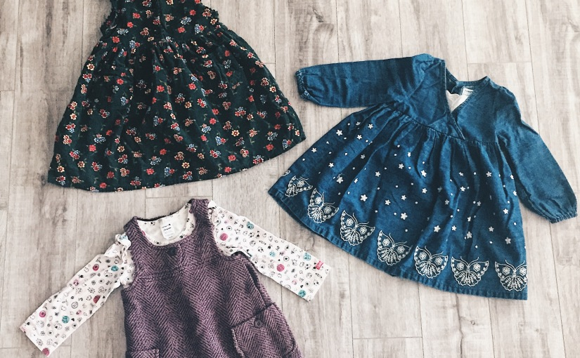 How I Created A Capsule Wardrobe For My Two Year OldDaughter